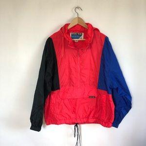 Jackets & Blazers - Retro 90s Windbreaker Jacket
